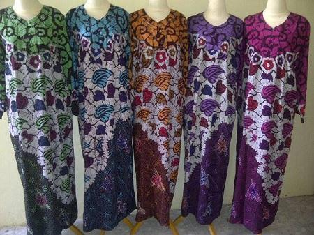 Obral Daster Lengan Panjang Long Dress Tegal Gubuk