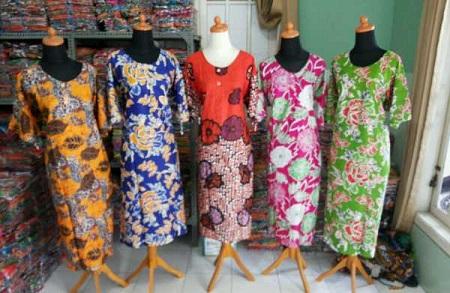Obral Baju Daster Batik Murah 18ribu Pusat Obral Baju Dan Daster Batik Di Surabaya