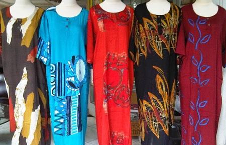 Obral Baju Daster Batik Murah 18ribu Obral Daster Solo Murah