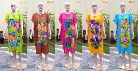 Obral Baju Daster Batik Murah 18ribu Distributor Daster Lukis Bali