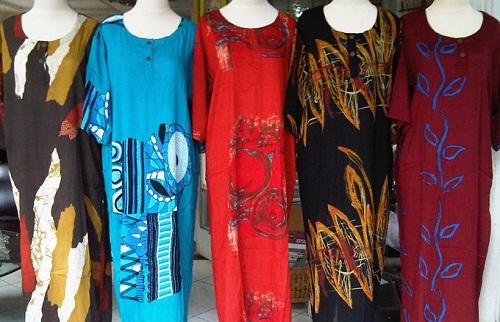 Obral Baju Daster Batik Murah 18ribu Obral Daster Murah Tanah Abang