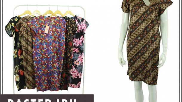 Obral Baju Daster Batik Murah 18ribu Produsen Daster Ibu Murah