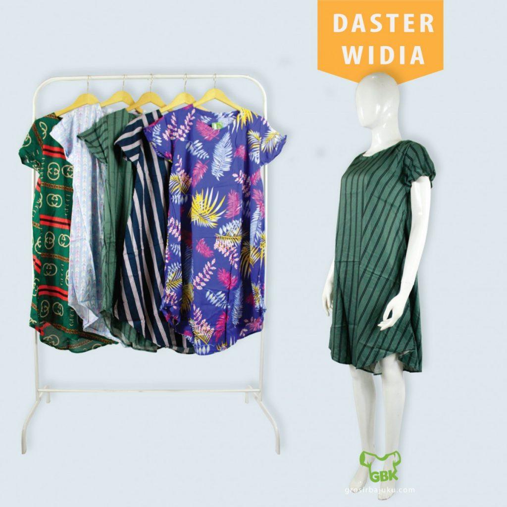 Obral Baju Daster Batik Murah 18ribu Agen Daster Widia Rp 26,000