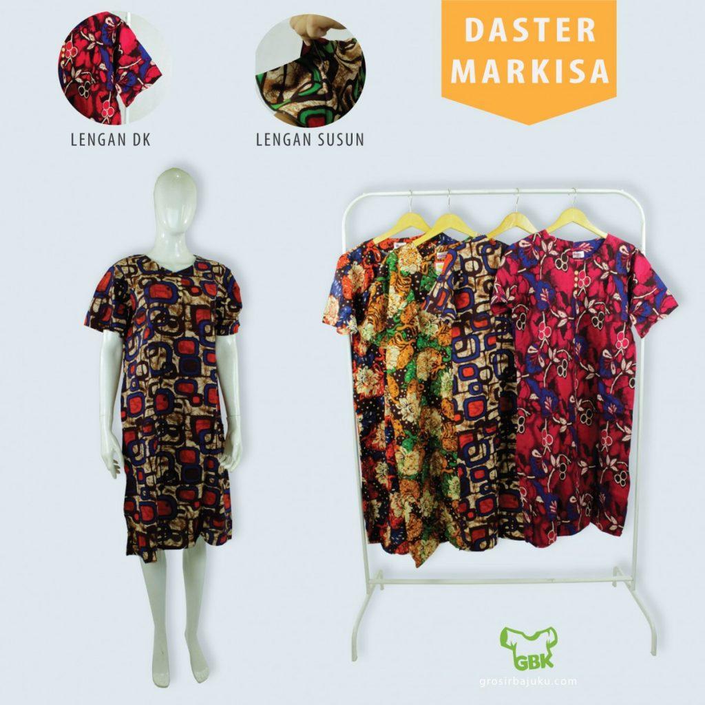Obral Baju Daster Batik Murah 18ribu Distributor Daster Markisa Murah