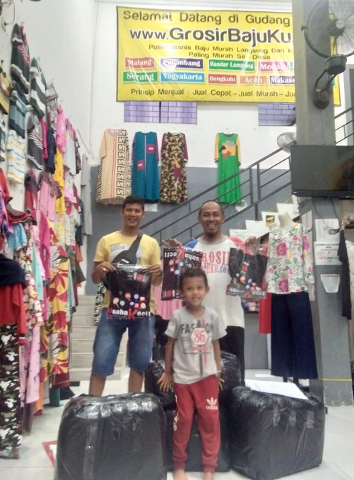 OBRAL BAJU DASTER HARGA GROSIR Supplier Daster DL Jumbo Murah